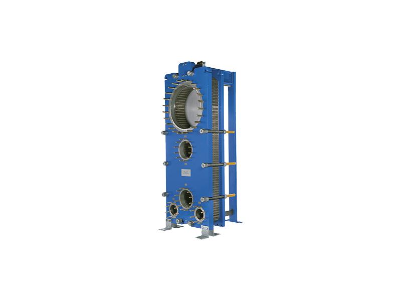 AlfaCond 800-مبدل حرارتی صفحهای AlfaCond 800-مبدل حرارتی صفحهای آلفالاوال-مبدل حرارتی صفحهای واشردار-کندانسور-سیستم تبخیر-سیستم تقطیر-Alfalaval plate heat exchanger-
