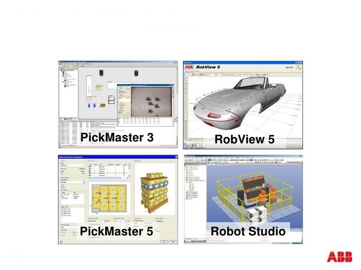 ربات -IRB 360 FlexPicker -ربات موازی -robot parallel