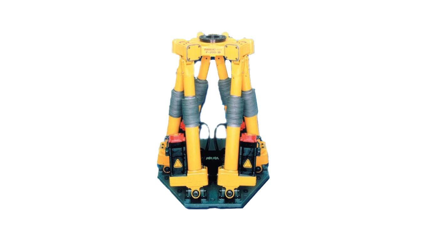 ربات های موازی- مدل -F-200iB-محصول شرکتFANUC FANUC