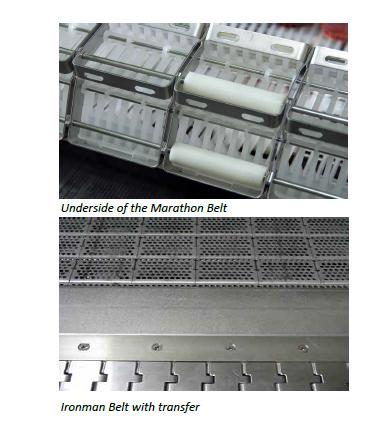 دستگاه پاستورایزر مدل LinaFlex محصول شرکت Krones |سیستم کنترلی PU |