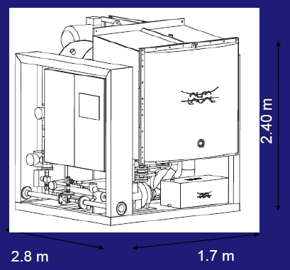 ORCA |کمپرسور مدل ORCA محصول شرکت آلفالاوال |شیرین کردن آب دریا |