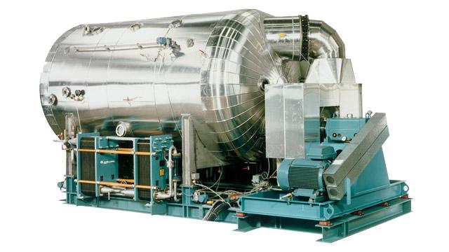 VVC کمپرسور مدل VVC محصول شرکت آلفالاوال
