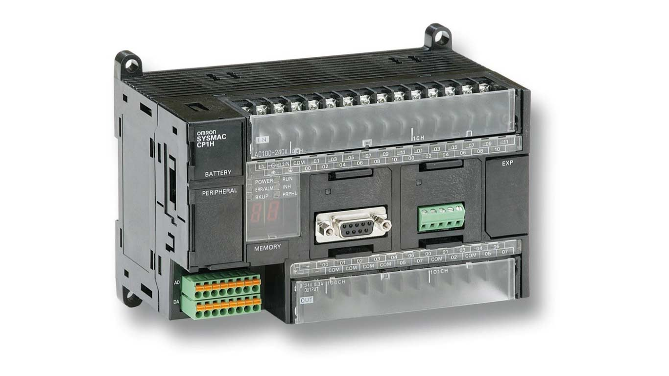 PLC هاي CP1H-XA-محصول كمپاني OMRON-