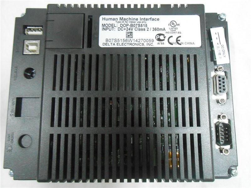 HMI- مدل dOP-B07S515- محصول شرکت دلتا