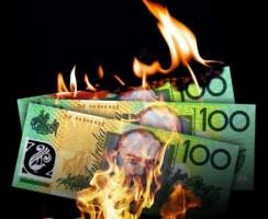 حذف اسکناسهای 100 دلاری از چرخه