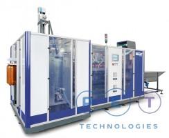 دستگاه بادکن APF-30 محصول شرکت پت تکنولوژی