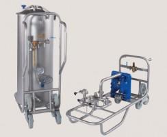 سیستم CIP مدل 200LTS محصول شرکت آلفالاوال