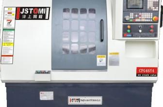 دستگاه سی ان سی CFG46Y4 محصول شرکت جیاس تامی