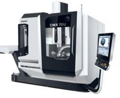 دستگاه سی ان سی فرز مدل CMX70U محصول شرکت DMG Mori Seiki