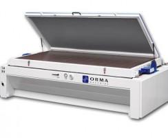 دستگاه پرس وکیوم CVM محصول شرکت اورماماشین