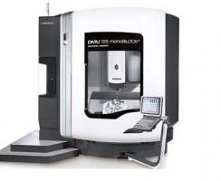 دستگاه سی ان سی فرز مدل DMU 125 MONOBLOCK محصول شرکت DMG Mori Seiki