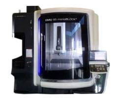 دستگاه سی ان سی فرز مدل DMU 85 MONOBLOCK محصول شرکت DMG Mori Seiki