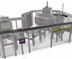دستگاه پرکن Innofill PET DRV محصول شرکت KHS