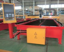 دستگاه برش پلاسما CNCTG1530 محصول شرکت TAYOR
