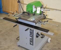 دستگاه سوراخزن FD 250 شرکت FELDER