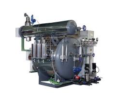 دیگ بخار سری GE محصول شرکت ATTSU