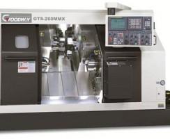دستگاه سی ان سی تراش GTS-260 محصول شرکت Goodway
