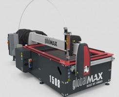 دستگاه واترجت GLOBALMAX 1508 محصول شرکت OMAX