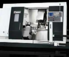 دستگاه سی ان سی تراش GMS-2600ST محصول شرکت Goodway