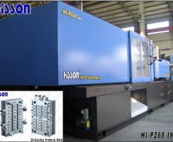 دستگاه تزریق پلاستیک HI-P268 محصول شرکت HISSON