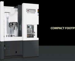 دستگاه سی ان سی تراش عمودی مدل GV-1000 محصول شرکت Goodway