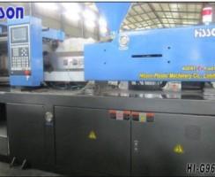 دستگاه تزریق پلاستیک HI-G96 محصول شرکت HISSON
