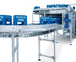 دستگاه جعبهشور Innoclean KW محصول شرکت KHS