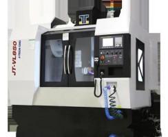 دستگاه سی ان سی JT-VL 850 محصول شرکت جیتک