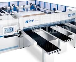 دستگاه پنلبر KS-838L محصول شرکت KDT