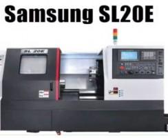 دستگاه سی ان سی SL 20E محصول شرکت سامسونگ