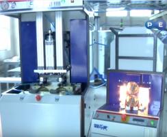 دستگاه بادکن UPF-10 محصول شرکت پت تکنولوژی