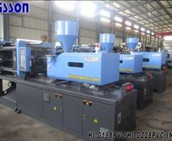دستگاه تزریق پلاستیک HI-G168 محصول شرکت HISSON