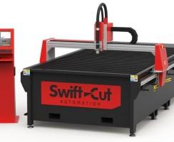 دستگاه برش پلاسما PRO 3000 XP محصول شرکت SWIFT-CUT