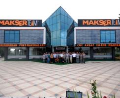 شرکت مکسرتیم (Makserteam) کشور ترکیه