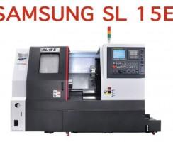 دستگاه سی ان سی SL 15E محصول شرکت سامسونگ