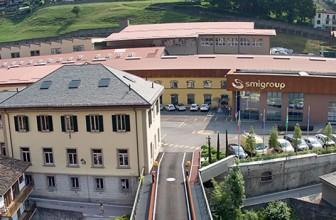 شرکت SMI کشور ایتالیا