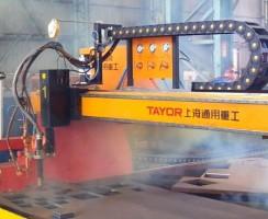 دستگاه هوا برش CNCSG6000 محصول شرکت TAYOR