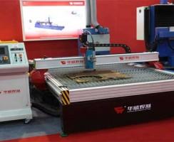 دستگاه برش پلاسما TNC-3015 محصول شرکت HUAWEI-CUTTING