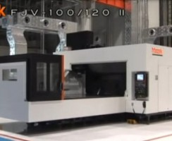 دستگاه سی ان سی FJV 5 Face -100120 محصول شرکت مزک
