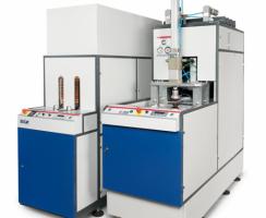 دستگاه بادکن UPF-30 محصول شرکت پت تکنولوژی