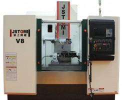 دستگاه سی ان سی V8 محصول شرکت جیاس تامی