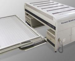 دستگاه پرس وکیوم ECOMAX 100 محصول شرکت MakserTeam