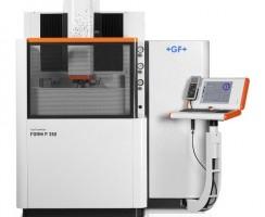 دستگاه سی ان سی اسپارک مدل FORM P 350 محصول شرکت GF