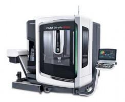 دستگاه سی ان سی فرز مدل DMU 80 EVO LINEAR محصول شرکت DMG Mori Seiki