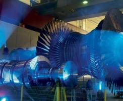 تحویل توربینهای نیروگاه برق بندرعباس، توسط شرکت زیمنس آلمان