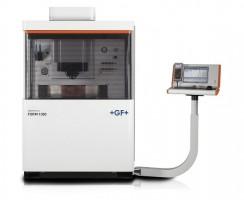 دستگاه سی ان سی اسپارک مدل FORM 1000 محصول شرکت GF