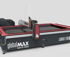 دستگاه واترجت GLOBALMAX 1530 محصول شرکت OMAX