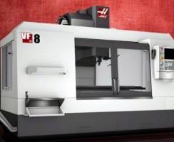 دستگاه سی ان سی VF-840 محصول شرکت هاس