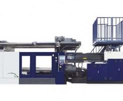 دستگاه تزریق پلاستیک JU-16000 محصول شرکت Haitian