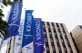 شرکت KRONES کشور آلمان